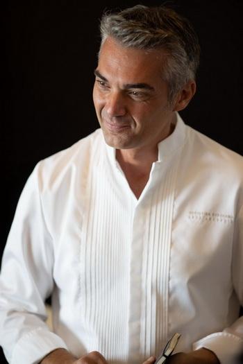 Christian Bertogna, Executive Chefs des Lausanne Palace